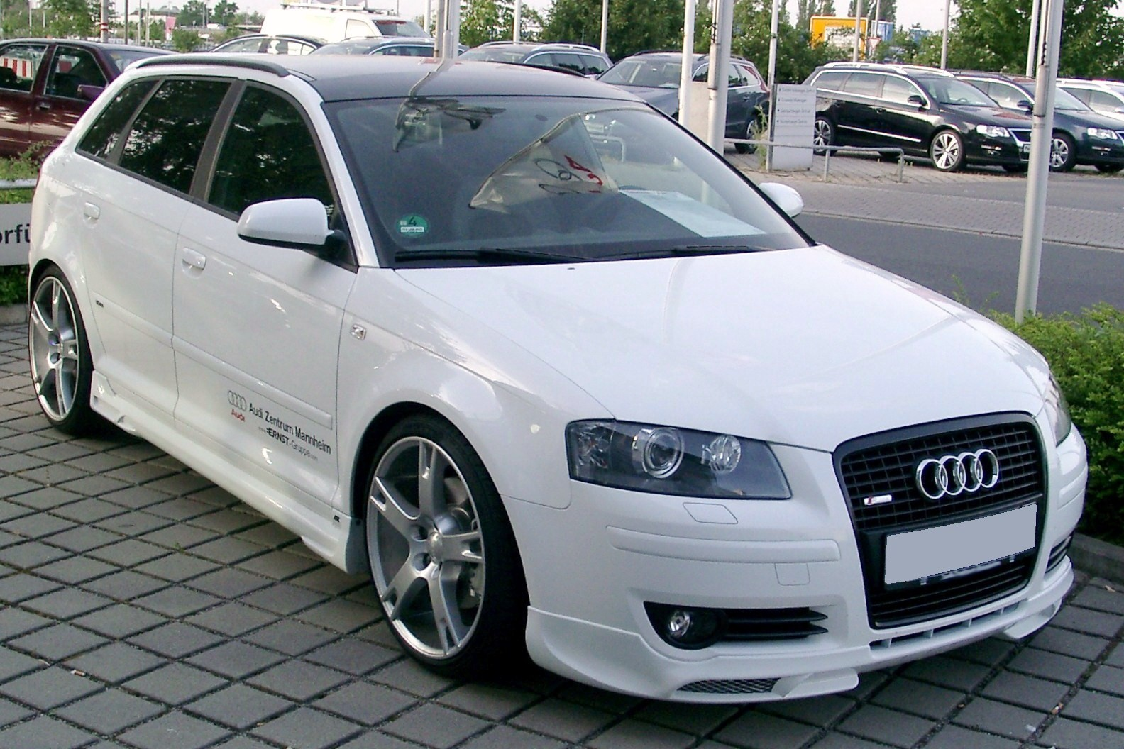Audi A3 2011 White 2011 Audi A3 Sportback Front | New Cars Review For ...